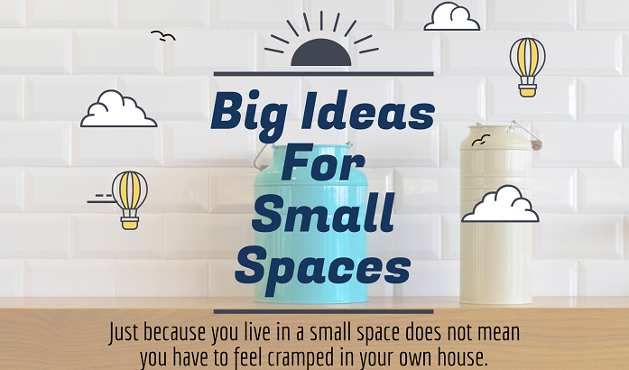 Big Ideas For Small Spaces - Feat