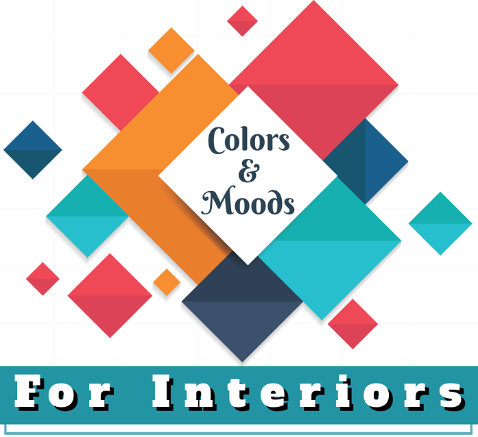 Colors and Moods for Interiors - Feat