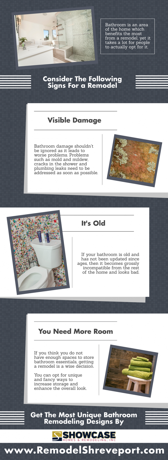 Signs Your Bathroom Needs a Remodel