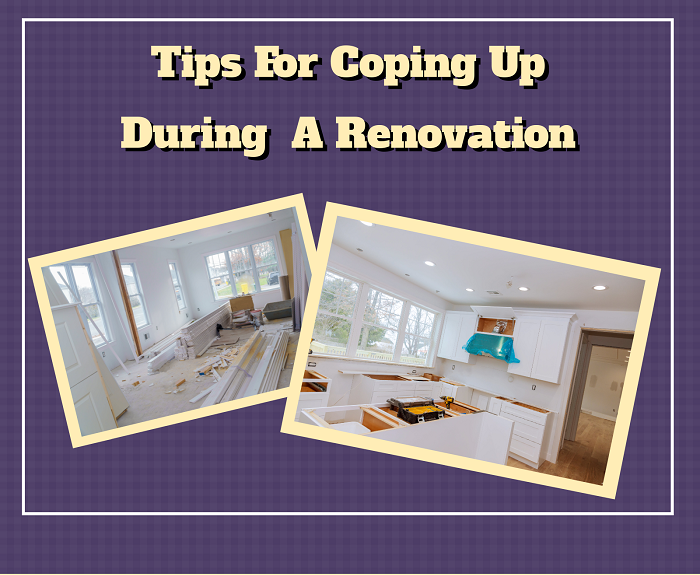 Tips for Coping Up During a Renovation - Feat
