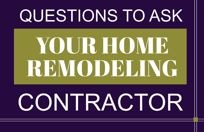Questions to Ask Your Home Remodeling Contractor - Feat